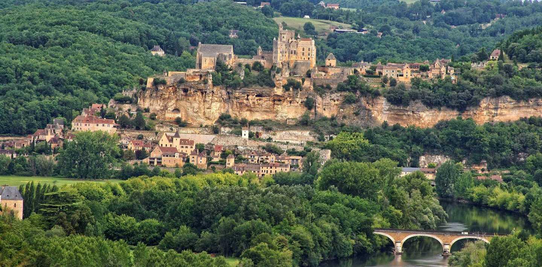 Wandern in Frankreich: Dordogne Périgord