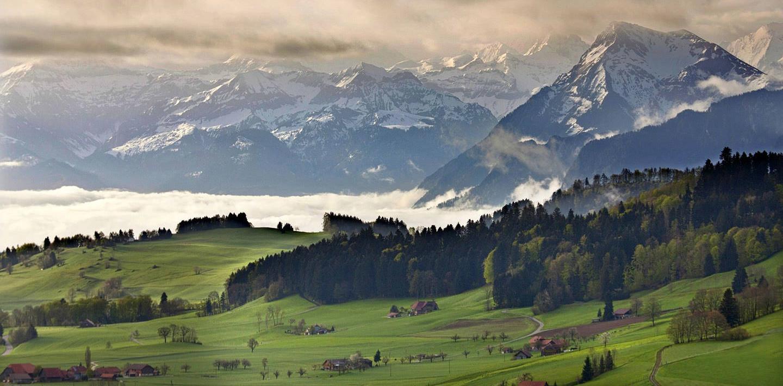 Wandern in der Schweiz - Der Bärentrek im Berner Oberland