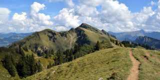 Wandern im Bregenzer Wald