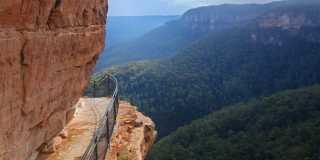 Blue Mountains, Wandern in Australien