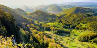 Wandern im Schweizer Jura: Bergkulisse für ambitionierte Wanderurlauber!