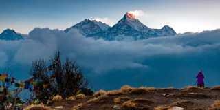 Wandern in Nepal - Faszinierende Panoramen im Himalaya erleben