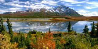 Wandern in Alaska - Wandereisen durch große Nationalparks