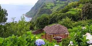 Wandern auf den Azoren - Inseln inmitten des Atlantik entdecken