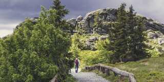 Wandern im Bayerischen Wald - Wanderurlaub individuell oder als Gruppenwanderung