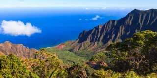 Wandern auf Hawaii - Vulkane und mehr
