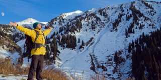 Wanderreisen für Singles und Alleinreisende im Winter