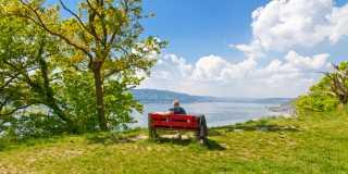 Wanderreisen für Singles und Alleinreisende um die 60