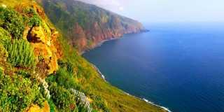 Wandern auf Madeira -der Blumeninsel