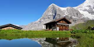 Wandern im Berner Oberland: Idyllische Seen und imposante Alpen!
