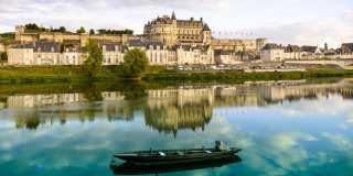 Wandern an der Loire: Schlossromantik und Flusslandschaft