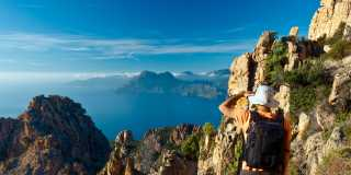 Wandern auf Korsika - individuell ohne Gepäck oder geführt in der Gruppe