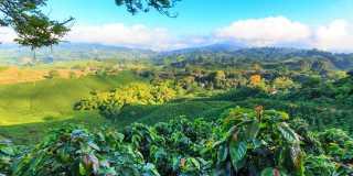 Wandern in Kolumbien - Kaffeeanbaugebiete zu Fuß entdecken