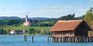 Wandern auf dem Bodensee Rundweg