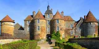 Wandern in Burgund