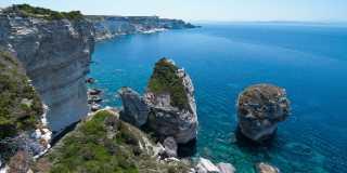 Wandern ohne Gepäck auf Korsika