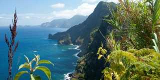 Wandern ohne Gepäck auf Madeira