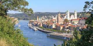 Wandern auf dem Donausteig