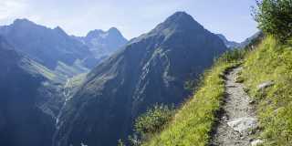 Wandern auf dem Pitztaler Almenweg