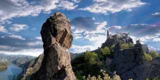 Wandern auf dem Welterbesteig Wachau