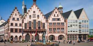 Wandern in Frankfurt und Umgebung
