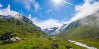 Tirolerweg: Individuell wandern von Innsbruck nach Sterzing ohne Gepäck