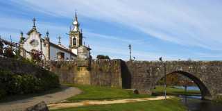 Pilgerwandern auf dem Caminho Português von Porto nach Santiago