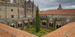 Caminho Português: Pilgerwandern IV. Etappe von Tui nach Santiago