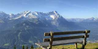 Wandern rund um die Zugspitze