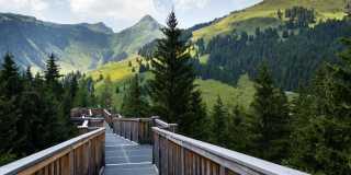 Wandern ohne Gepäck im Pinzgau