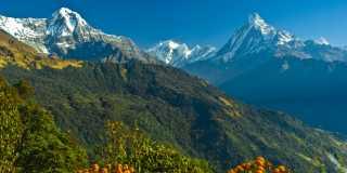 Nepal - Annapurna Komfort-Trekking geführt