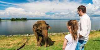 Wandern auf Sri Lanka - Tropisches Inselerlebnis mit Kindern