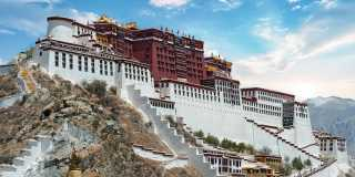 Wandern in Tibet