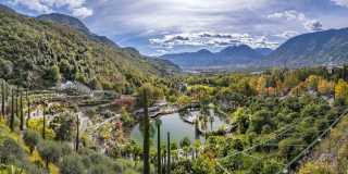 Meran: Wandern, Flanieren, Genießen - auf dem Promenaden rund um Meran