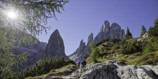 Italien: Geführte Wandertour - Verzauberte Bergwelt