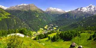 Von Oberstdorf nach Meran über die Alpen wandern