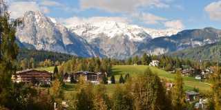 """Alpenüberquerung """"light"""": Individuell wandern von Garmisch nach Meran ohne Gepäck"""