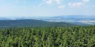 Frankenwald: Individuell wandern - FrankenwaldSteig: Weite, Stille, Wald