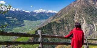 Südtirol: Geführte Wanderreise zur Apfelblüte