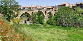Pilgerwandern auf dem Camino Francés von Logrono nach Burgos