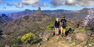 Wandern in der grandiosen Bergwelt Gran Canarias