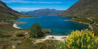 Neuseeland: Geführte Gruppenreise per Pedes, Padel und Pedale