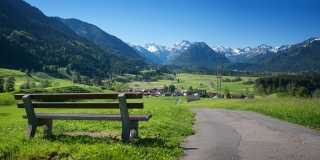 Allgäu: Wandern rund um Oberstdorf individuell