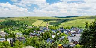 Fichtelberg: Individuell wandern im Erzgebirge