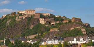 Moselsteig: Individuell wandern von Cochem nach Koblenz ohne Gepäck