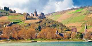 Rheingau: Geführte Wanderreise - wandern, wo der Wein wächst