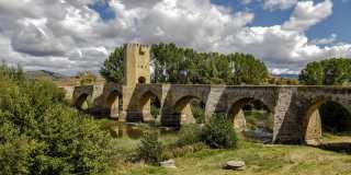 Pilgerwandern auf dem Camino Francés Logroño nach Burgos