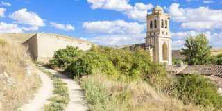 Pilgerwandern auf dem Camino Francés von Burgos nach Sahagun