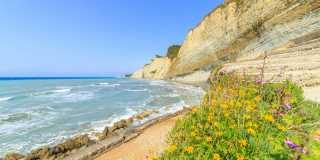 Korfu – Wandern und Baden