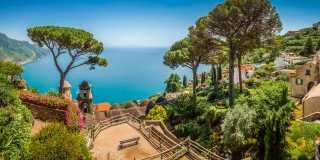 Wandern an Amalfis Traumküste